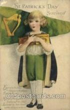 hol070450 - Artist Ellen Clapsaddle, St. Patricks Day, Postcards Post Card