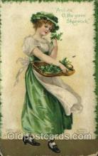 hol070453 - Artist Ellen Clapsaddle, St. Patricks Day, Postcards Post Card