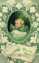 hol070454 - Artist Ellen Clapsaddle, St. Patricks Day, Postcards Post Card