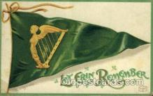 hol070458 - Artist Ellen Clapsaddle, St. Patricks Day, Postcards Post Card
