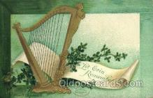 hol070460 - Artist Ellen Clapsaddle, St. Patricks Day, Postcards Post Card