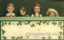 hol070462 - Artist Ellen Clapsaddle, St. Patricks Day, Postcards Post Card