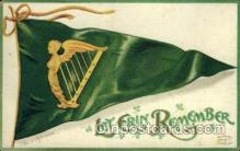 hol070465 - Artist Ellen Clapsaddle, St. Patricks Day, Postcards Post Card