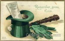 hol070468 - Artist Ellen Clapsaddle, St. Patricks Day, Postcards Post Card