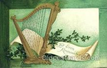 hol070469 - Artist Ellen Clapsaddle, St. Patricks Day, Postcards Post Card