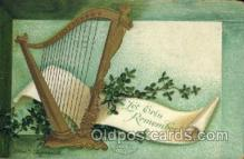 hol070470 - Artist Ellen Clapsaddle, St. Patricks Day, Postcards Post Card