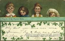 hol070472 - Artist Ellen Clapsaddle, St. Patricks Day, Postcards Post Card