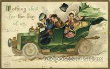 hol070473 - Artist Ellen Clapsaddle, St. Patricks Day, Postcards Post Card
