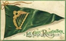 hol070475 - Artist Ellen Clapsaddle, St. Patricks Day, Postcards Post Card