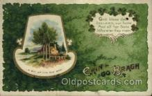 hol070481 - Artist Ellen Clapsaddle, St. Patricks Day, Postcards Post Card