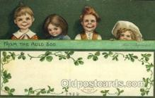 hol070484 - Artist Ellen Clapsaddle, St. Patricks Day, Postcards Post Card