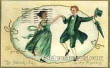 hol070486 - Artist Ellen Clapsaddle, St. Patricks Day, Postcards Post Card