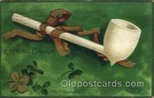 hol070490 - Artist Ellen Clapsaddle, St. Patricks Day, Postcards Post Card