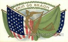 hol070493 - St. Patrick's Day, Saint Patrick Day Postcard Post Cards