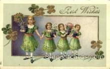 hol070494 - St. Patrick's Day, Saint Patrick Day Postcard Post Cards