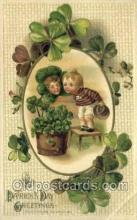 hol070510 - St. Patrick's Day, Saint Patrick Day Postcard Post Cards