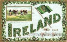 hol070521 - St. Patrick's Day, Saint Patrick Day Postcard Post Cards