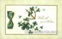hol070523 - St. Patrick's Day, Saint Patrick Day Postcard Post Cards
