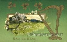 hol070532 - St. Patrick's Day, Saint Patrick Day Postcard Post Cards