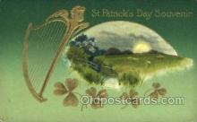 hol070533 - St. Patrick's Day, Saint Patrick Day Postcard Post Cards