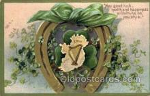 hol070535 - St. Patrick's Day, Saint Patrick Day Postcard Post Cards