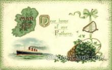 hol070538 - St. Patrick's Day, Saint Patrick Day Postcard Post Cards