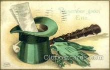hol070539 - St. Patrick's Day, Saint Patrick Day Postcard Post Cards