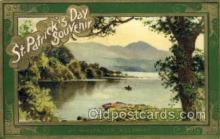 hol070549 - St. Patrick's Day, Saint Patrick Day Postcard Post Cards