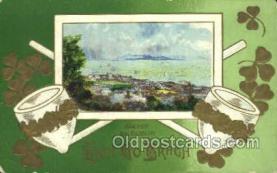 hol070551 - St. Patrick's Day, Saint Patrick Day Postcard Post Cards