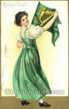 hol070557 - St. Patrick's Day, Saint Patrick Day Postcard Post Cards