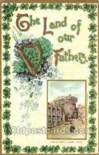 hol070558 - St. Patrick's Day, Saint Patrick Day Postcard Post Cards