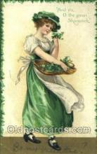 hol070569 - St. Patrick's Day, Saint Patrick Day Postcard Post Cards