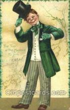 hol070572 - St. Patrick's Day, Saint Patrick Day Postcard Post Cards