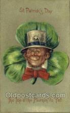 hol070573 - St. Patrick's Day, Saint Patrick Day Postcard Post Cards
