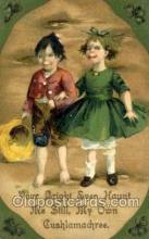 hol070575 - St. Patrick's Day, Saint Patrick Day Postcard Post Cards