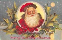 hol090020 - Christmas Holiday Postcard