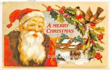 hol090024 - Christmas Holiday Postcard