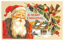 hol090027 - Christmas Holiday Postcard
