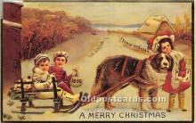 hol090028 - Christmas Holiday Postcard