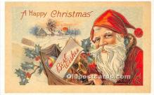 hol090030 - Christmas Holiday Postcard