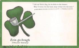 holA070048 - Ireland Forever St. Patrick's Day Postcard