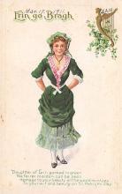 holA070080 - Erin Go Bragh Saint Patrick's Day Postcard