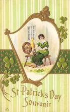 holA070081 - Souvenir Saint Patrick's Day Postcard