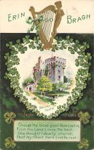 holA070094 - Irish Hearts St. Patrick's Day Postcard