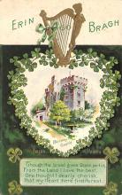 holA070096 - Irish Hearts St. Patrick's Day Postcard