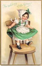 holA070118 - Ellen Clapsaddle St. Patrick's Day Postcard