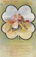 holA070140 - Ireland Forever St. Patrick's Day Postcard