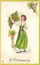 holA070150 - Souvenir St. Patrick's Day Postcard