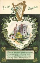 holA070152 - Irish Hearts St. Patrick's Day Postcard