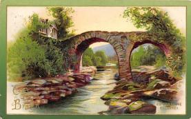holA070166 - John Winsch St. Patrick's Day Postcard